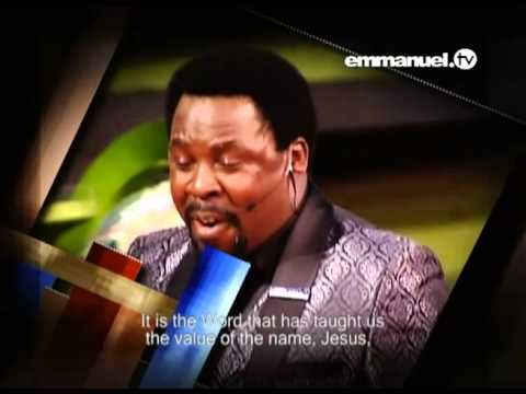 We Are Converted By The Word | TB Joshua