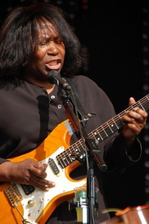Joan Armatrading. I can still recall hearing this incredible singer for the first time at the age of 8. It was during a televised 1976 performance of her on TOPS, in which she had sung 'Love and Affection'. I was completely stunned by the song and her incredible voice. Even as my musical tastes developed, I never forgot that one performance that changed me. Seeing her live in 2012 in Aberystwyth was an experience I will never forget. Not going to lie, I did cry when she sang THAT song too.