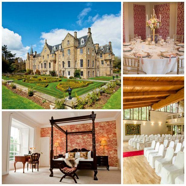 7 Spectacular Scottish Wedding Venues