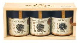 The Tao of Tea - Oolong Tea Sampler $20.00: Tea Oolong, Tea Time, Sampler 20 00, Teas, Oolong Tea, 3 Count Box, People