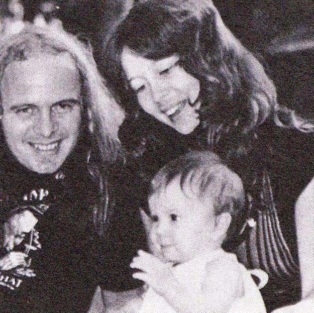 Ronnie, Judy and Melody Van Zant