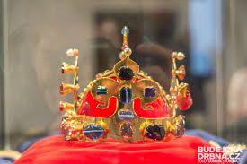 Výsledek obrázku pro svatováclavská koruna