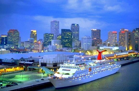 Car Rental New Orleans Cruise Port