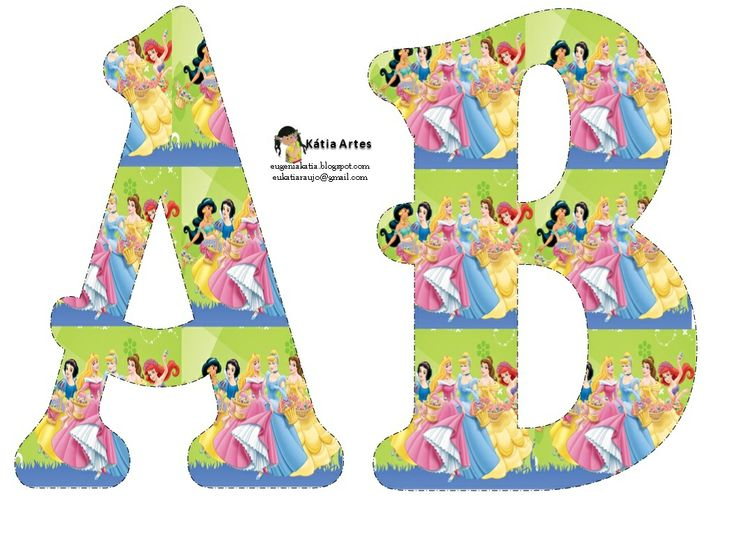 disney princess letters 17 best images about ideias para festas on 351