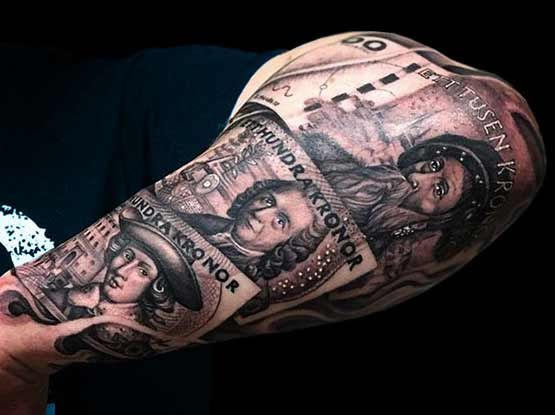 how to make money with tattoos