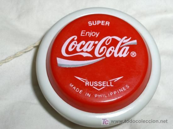 Yo-Yo Russell Coca Cola