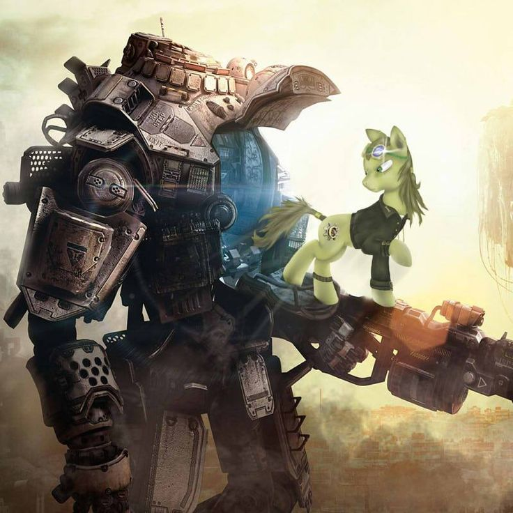 Cool Wallpapers For Fall Titanfall Mlp Crossover By Sectimus The Pinterest Pony