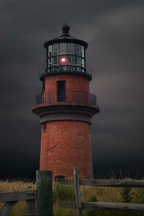 "Aquinnah LightAquinnah Light, Martha""s Vineyard, Massachusetts - Judith Secco"