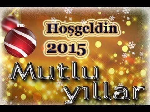 Yeni Yıl Şarkısı - Yeni Yıl Bizlere Kutlu Olsun (Sözlü)