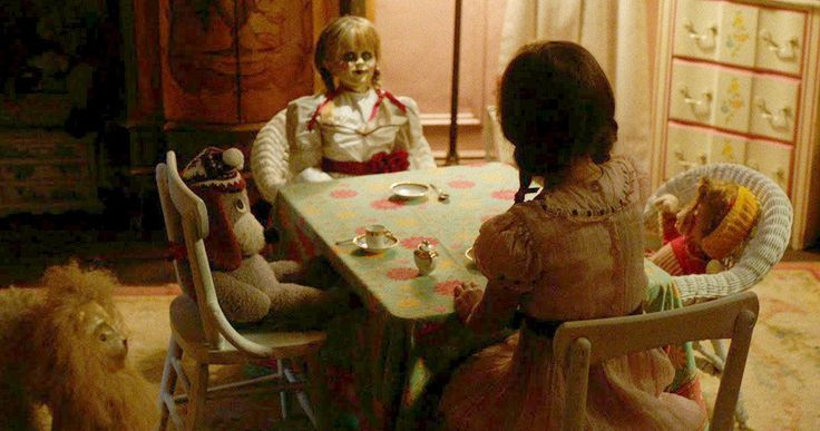 Annabelle 2 Trailer Invites You to a Terrifying Tea Party -- The creepy Conjuring doll returns in the first sneak peek at Annabelle 2, in theaters summer 2017. -- http://movieweb.com/annabelle-2-trailer-conjuring-doll/