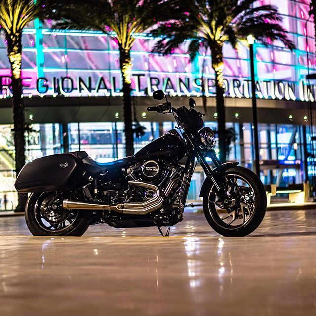 2018 Sport Glide With The New Bassanixhaust Road Rage 3 In