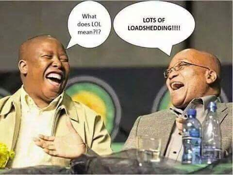 The Meaning of LOL in South Africa - http://elmarieporthouse.com/load-shedding-in-south-africa/?utm_content=buffer71074&utm_medium=social&utm_source=pinterest.com&utm_campaign=buffer #funnyfriday #loadshedding