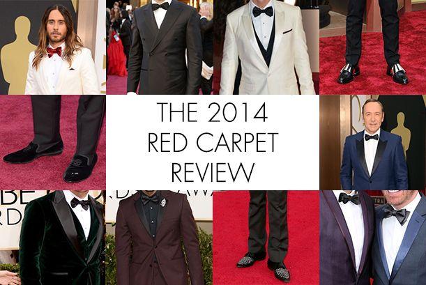 THE 2014 RED CARPET REVIEW: http://carethewear.com/care-the-wear/the-2014-red-carpet-review/