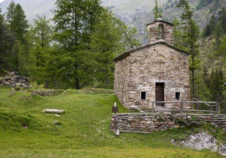 Madonna Della Neve, Upega #church #castle #museum #piemonte #italy #provinciadicuneo