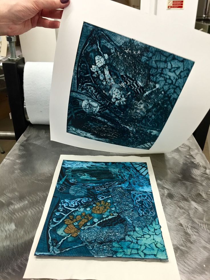 Collagraph on Paper and Fabric In this 3 day workshop Birgitta will teach participants the almost three dimensional images and textures which can be achieved in printmaking through the medium of collagraph, using water washable etching inks. Dates November 28th 30th 2017 Venue The C2C