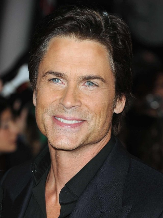 Rob Lowe at event of The Twilight Saga: Breaking Dawn - Part 1