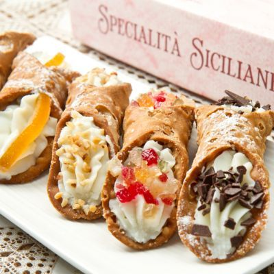 Desserts   Authentic Italian Cannoli Recipe   Recipe4Living Dads 3 Little Bratty Girls Favorites Right Here Just Like From The Bakery