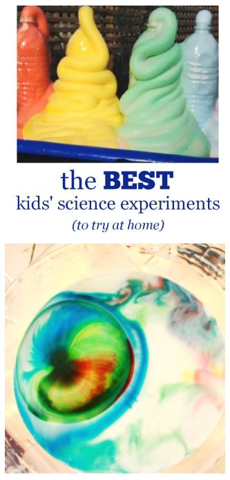 The Best Home Science Experiments Ideas On Pinterest