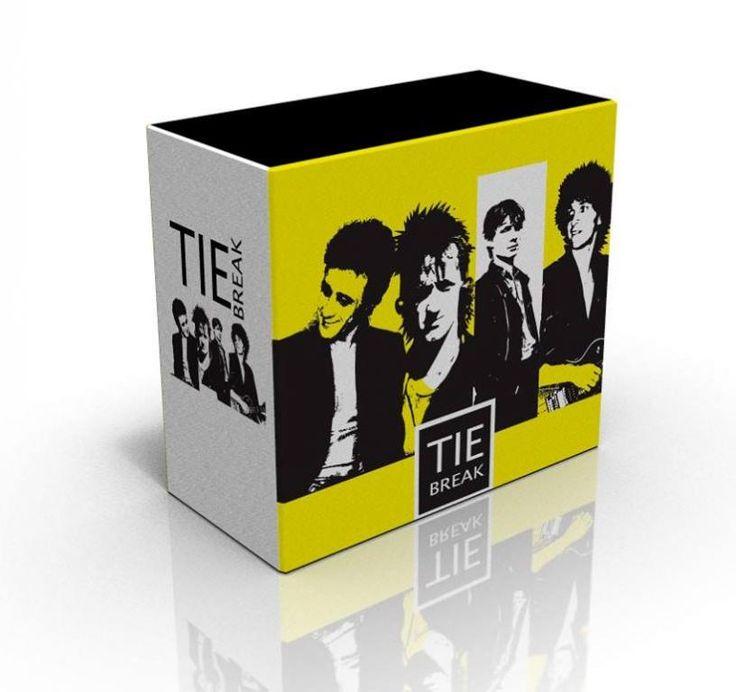 TIE BREAK BOX 7CD Wersja Limitowana