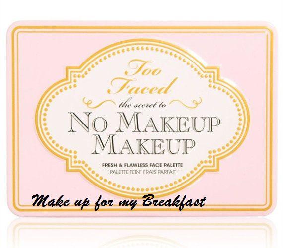 """""""No makeup makeup"""" che serve letteralmente a creare un finto effetto """"non trucco"""" quando invece il trucco c'è. Infatti, all'interno della confezione potrete trovare tutto il necessario per creare questo look del tutto naturale, un kit che vi aiuterà ad eliminare tutte le imperfezioni pur non appesantendo il viso con l'effetto trucco. All'interno della confezione troverete:........... -un Blush in crema -un illuminante -un Blush in polvere -un correttore -un Brightener -Terra naturale"""