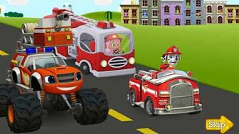 Learn Colors with Excavator for Kids & Truck, Crane, Excavator,Vehicles Cartoons: Video For Children - YouTube