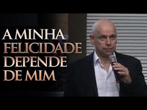 Leandro Karnal | Minha Felicidade depende de mim