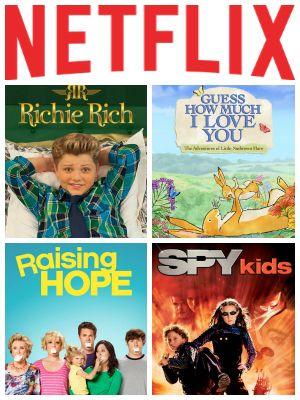 Check out 20 Netflix titles that explore what makes families unique! #StreamTeam