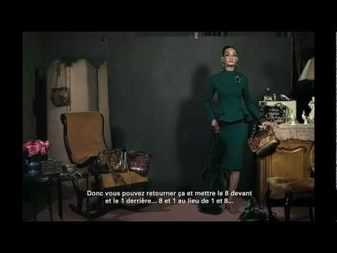 LANVIN Winter 2012 Ad campaign video - Pub Hiver 2012