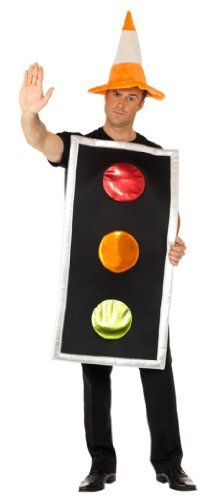 cool       £18.20  Traffic Light Costume complete with Traffic Cone Hat Costume Sizes Available: SizeChestWaistInside LegMedium38'' - 40''32'' - ...  Check more at http://fisheyepix.co.uk/shop/smiffys-traffic-light-costume-andtraffic-cone-hat/
