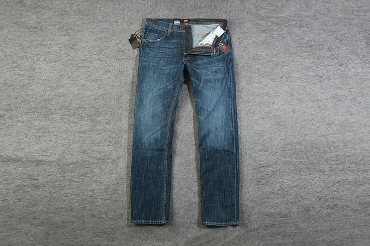 Lee Man's jeans, Size:29 30 31 32 33 34 36 middle waist zipper fly water wash, bleach stone wash. cotton.$69/pc free shipment, low stock.