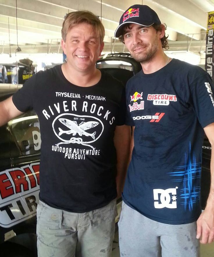 Henning Solberg ready for fight today...