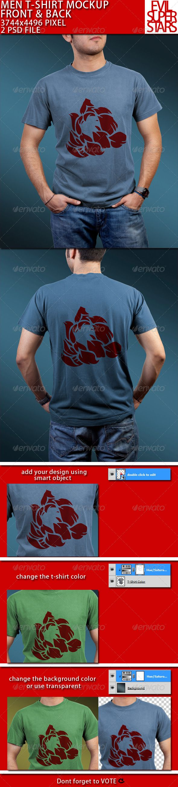 Scalable t shirt mockups more info - T Shirt Mock Up Male