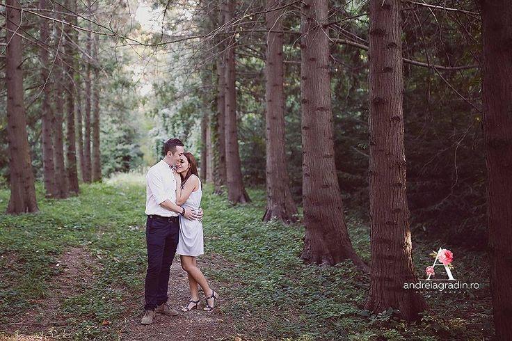 Sedinta foto logodna - Forever - fotograf profesionist Andreia Gradin