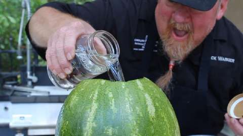 BBQ Tips – Watermelon Keg