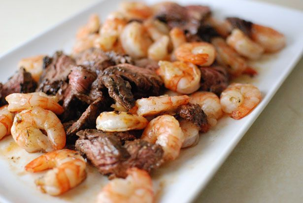Steak and Shrimp Taco Bar | Ree Drummond | The Pioneer Woman