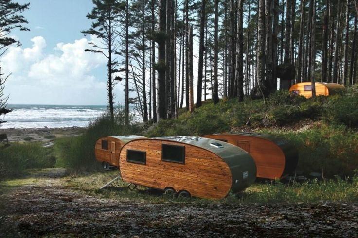 Pin by Aleks Duden on mini studio Tiny house camper