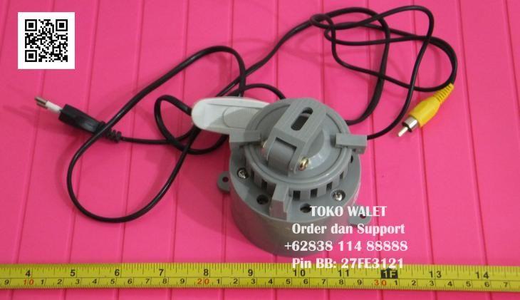 Rotator Camera CCTV Indoor Kecil