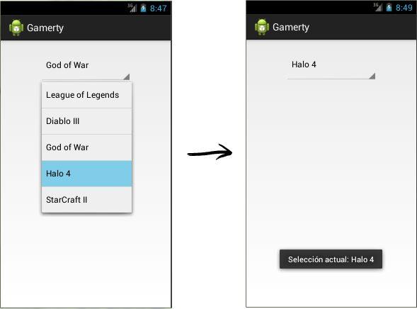 Pin en Desarrollo Android