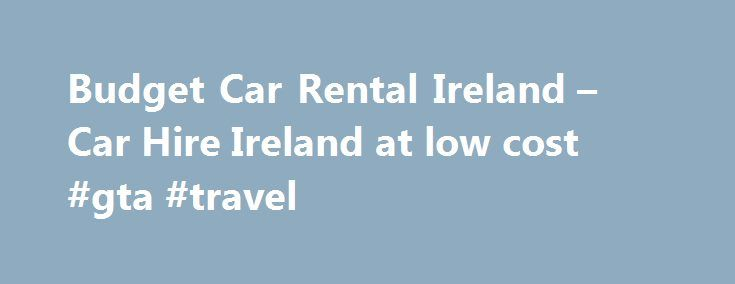 Budget Car Rental Ireland – Car Hire Ireland at low cost #gta #travel http://travel.nef2.com/budget-car-rental-ireland-car-hire-ireland-at-low-cost-gta-travel/  #cheapest car rental # Are you sure you wish to Decline CDW? Why would I wish to Decline CDW? Certain American or Canadian issued Gold/Platinum credit cards may provide car rental CDW coverage. Holders of these cards may wish to decline CDW and Theft Protection Insurance. Understanding CDW Theft Protection Insurance CDW (Collision…