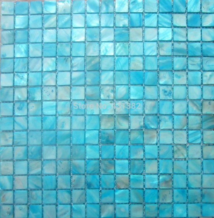 Image result for blue mosaic tile