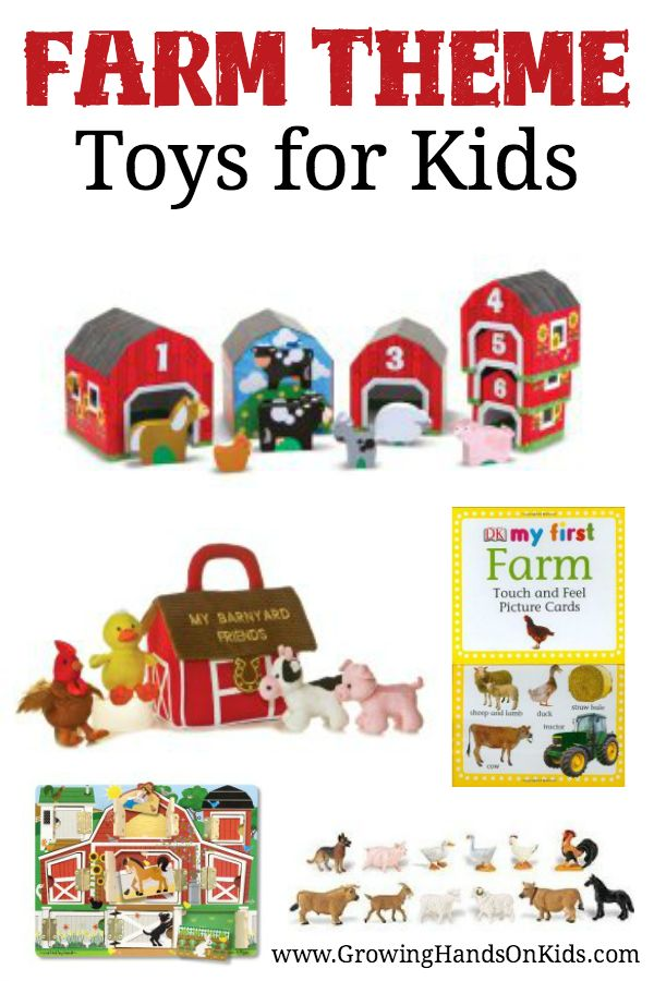 Farm Toddler Toys Age Two : Best images about farm preschool on pinterest