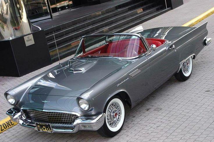 Urlaubsbilder und mehr, specialcar:   1957 Thunderbird