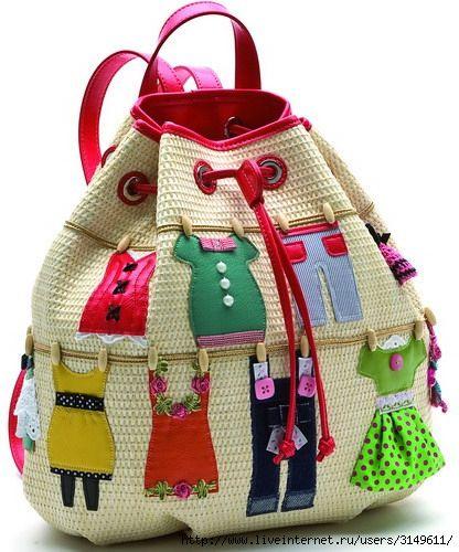 Braccialini Bags.