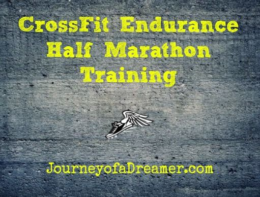 CrossFit Endurance Half Marathon Training... This should help me with the Spartan Beast -- which is 13.1 miles long!