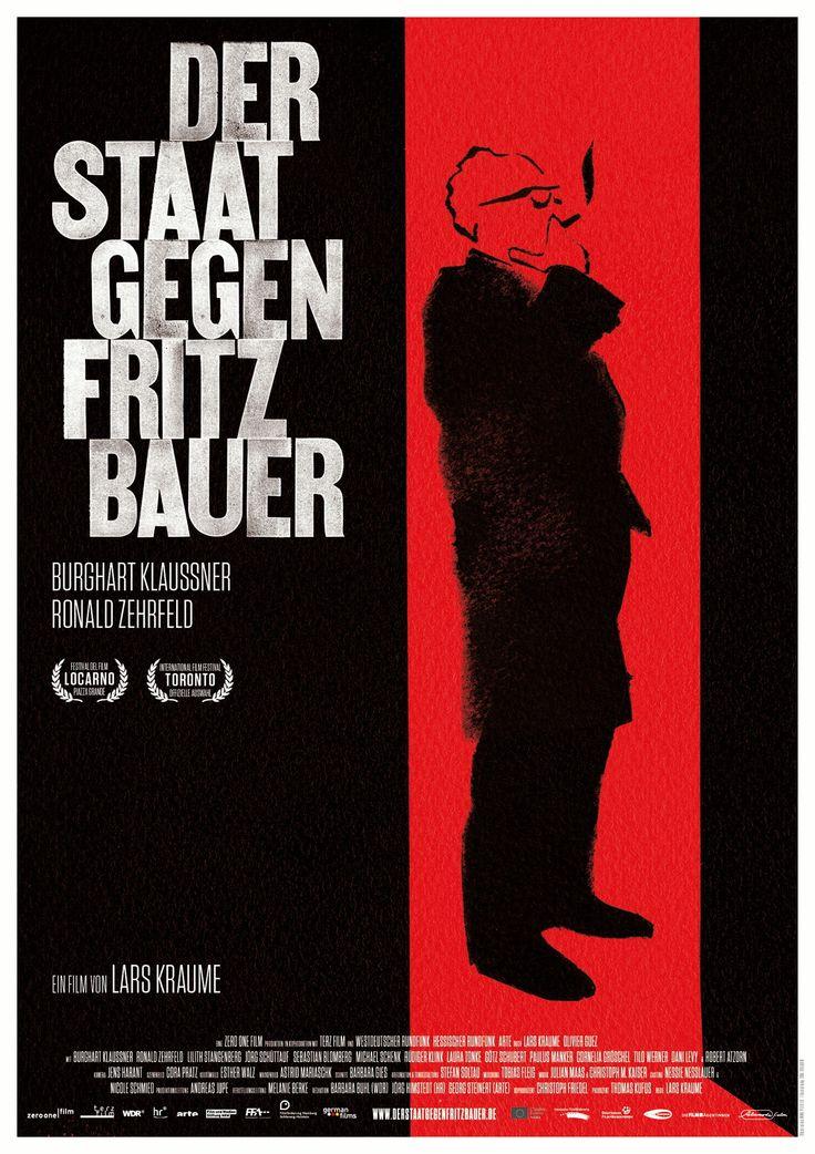 Der Staat gegen Fritz Bauer Film (2015) · Trailer · Kritik · KINO.de