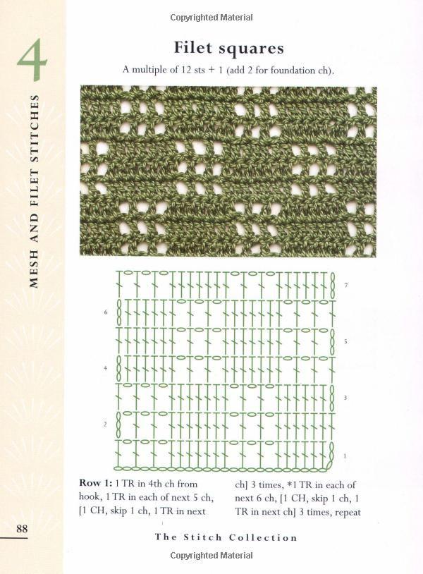 The Essential Handbook of Crochet Stitches: Amazon.co.uk: Betty Barnden: Books