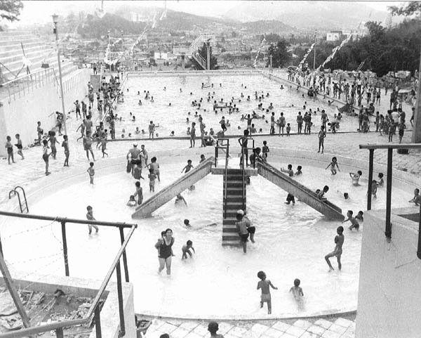 사직공원 풀장 (1975) - 광주랑 :: 광주광역시 공식블로그-광주랑