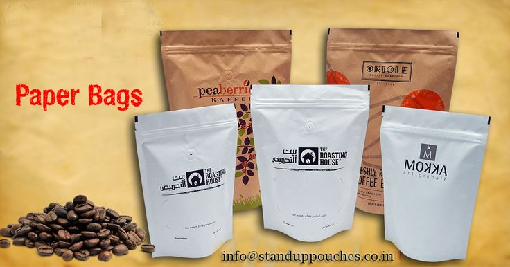 We provides the stock of the largest variety of #flexible and durable #paperpackaging materials to suit the needs of many industries such as  #Food #Tea #PetFood #Coffee #Nuts