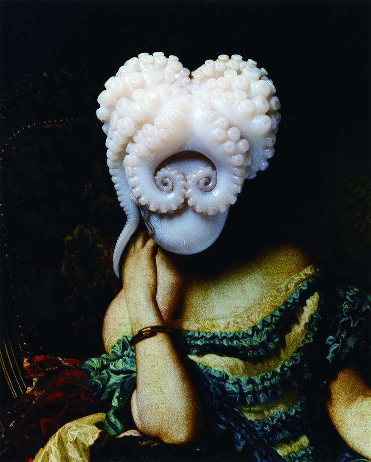 Octopus Portrait