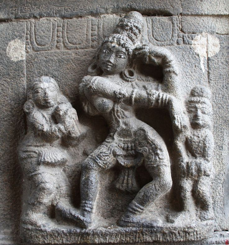 Shiva's karanas in Thiruvadigai; Kailasha and the home of Tripurankata Fig. 7: Karana karihasta (87), East gopuram of the Shiva Nataraja temple in Chidambaram. Granite Shiva Nataraja temple, Chidambaram Chola dynasty, 13th century Appx. 50 cm high   December 2010, R Kandhan Raja Deekshithar, Jayakumar Raja Deekshithar , Sankar Raja Deekshithar, Liesbeth Pankaja Bennink.
